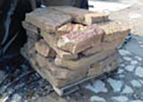 Fieldstone Ledgerock Chunks